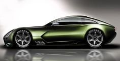 TVR returns to production with cosworth powered sports car in collaboration with gordon murray design.