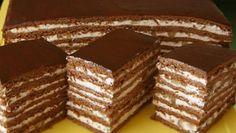 Prajitura/Tort cu ciocolata si nuci, un desert demential – Bucataria Romaneasca