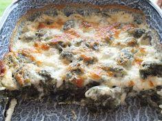 Ízőrző: Spenótos gnocchi (nudli) Gnocchi, Quiche, Breakfast, Food, Morning Coffee, Essen, Quiches, Meals, Yemek