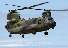 Boeing CH-147F Chinook RCAF 47308 450 Tactical Helicopter Squadron (THS) CFB Petawawa