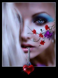 Angel Olhar Femenino: Olhos - imagens