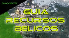 Guia recursos belicos FOR HONOR | daymelto