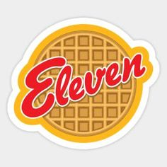 Shop L'Eggo My Eleven stranger things stickers designed by lonepigeon as well as other stranger things merchandise at TeePublic. Stranger Things Tumblr, Stranger Things Phone Case, Eleven Stranger Things, Stranger Things Netflix, Tumblr Stickers, Phone Stickers, Cool Stickers, Stranger Things Merchandise, Starnger Things