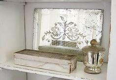 Vintage mirror #mirror #vintage