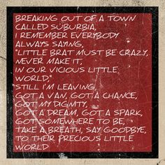 All Time Low -- The Reckless and The Brave (moooorrree lyrrics! *dying*)