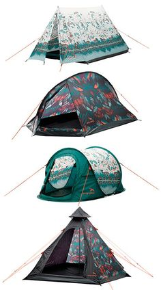 Funky festival tents new for summer 2018. Easy Camp Carnival range of festival tents brand new funky festival tents for 2018.
