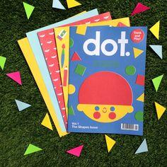 Dot Subscriptions! http://www.anorakmagazine.com/shop/