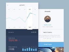 Mobile Investment Platform v2 by Ghani Pradita