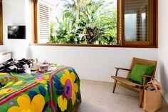 kotona: Marimekko goes tropical Interior Stylist, Marimekko, Couch, Table, Furniture, Tropical, Home Decor, Garden, Settee