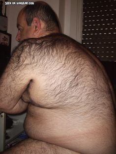 Fat Hairy Back 92