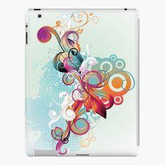 'Ornamental print' iPad Case/Skin by knovadesign Lip Designs, Phone Covers, Ipad Case, My Arts, Product Launch, Ornaments, Art Prints, Printed