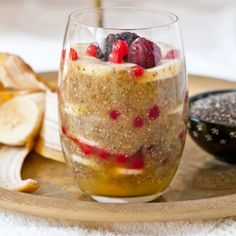 I've been fascinated by chia seeds (salvia hispanica) for a while now. They're rich in omega-3 fatty acids and, while they're a tad pricey a little bit goes a long way. Until now, though, I've most...