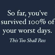 Keep your Faith #jesus #faith #hope #love #peace #Christ #trust #God #scripture #prayer #loved #forgiven #bible #theword #godsword #meditate #pray #sober #cleanandsober #soberaf #powerless #gypsy #awaken #12steps #truestory #patience #serenity #angels #healer Repost @marlon438 #ThisTooShallPass by darrahbelle