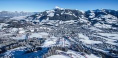 Holiday in Kitzbühel, the most legendary sports town in the Alps in Tyrol. Once In A Lifetime, Winter Sports, Alps, Austria, Mount Everest, Snow, Mountains, Travel, Image