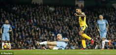 Man City  Arsenal: Chiến thắng nghẹt thở on PhotoPeach - Fresh slideshows to go!
