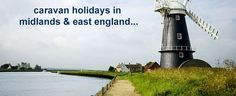 Private Static Caravan Hire in Midlands & East England