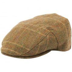 Men's Hats | Men's Headwear | Stuarts London Flat Hats, Men's Hats, Plaid Design, Barbour, Hats For Men, Herringbone, Fitness Fashion, Tweed, Classic Style