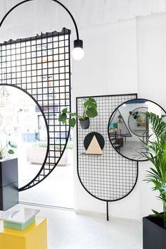 Masquespacio signe le design intérieur de la boutique Gnomo à Valence - Journal du Design