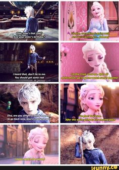 Jelsa Frozen Fever ~ THIS FUGDING ADORABLE. THE FACES OF LOOOOVE