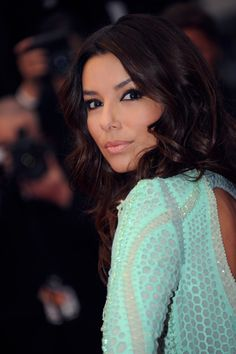 Eva Longoria looks lovely at the Cannes Film Festival 2013!