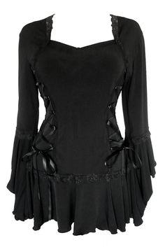 BLACK Gothic Victorian BOLERO Corset Top Plus Size 1X, 2X, 3X, 4X, 5X  #DaretoWear #Corset #EveningOccasion