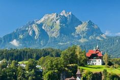 Photo Clips : A Day Trip From Zurich To Lucerne And Mount Pilatus