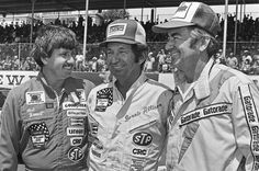Neil Bonnett, Donnie Allison and Bobby Allison
