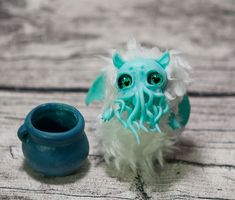 Baby cthulhu by Furrykami-creatures on DeviantArt