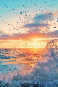 Ocean splash  | ocean |  | amazing nature |  #ocean #amazingnature  https://biopop.com/