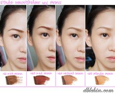 [Review] Introduction to Etude House Colour My Brows Mascara