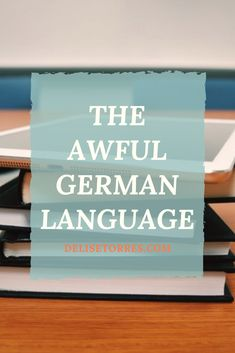 In order to survive in Germany, you have to speak the language. Learn what makes the German language so difficult. German Grammar, German Words, German Language, Foreign Language, Japanese Language, Language Quotes, Language Study, Spanish Language Learning, Basic German