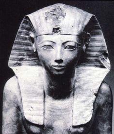 Bust of Queen Hatshepsut
