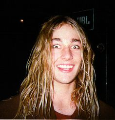 daniel johns from silverchair!