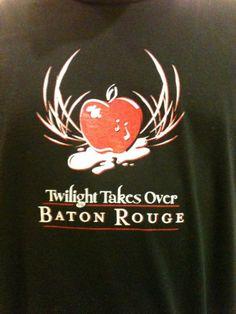 TEAM BATON ROUGE  THE TWILIGHT SAGA:   BREAKING DAWN  Twilight+my hometown=priceless