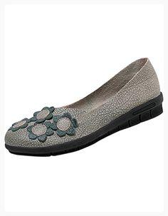 ea07575e3d5b Style   Co Slyder Womens Size 8 Silver Flats Shoes - Flats for women  ( Amazon Partner-Link)