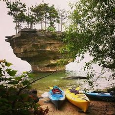From the FB page of Necky Kayaks.