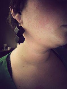 boucles d'oreilles by Julie PIERRE DIT LEMARQUAND
