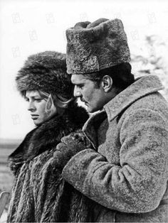 Dr. Zhivago 1965. I yearn for some Russian romance!