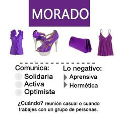 Color Morado