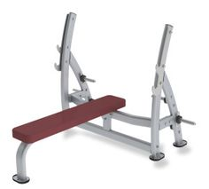 Paramount Supine Press Bench with Plate Holders