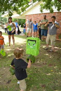 Printable Parties to Go : Ethan's Hulk Inspired Birthday Party!