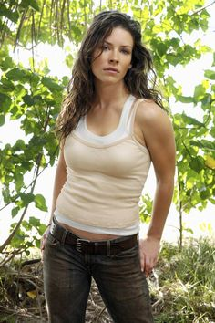 """Lost Evangeline Lilly as """"Katherine 'Kate' Austen"""" Beautiful Celebrities, Beautiful Actresses, Gorgeous Women, Evangeline Lilly Wasp, Evangelina Lilly, Tauriel, Hollywood, Canadian Actresses, Belle"""