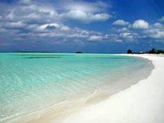 The remote Island of Exuma, Bahamas.