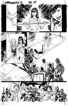 pg 14 by csmithart on DeviantArt Cory Smith, Deviantart
