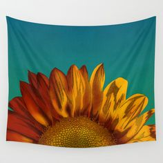 A+Sunflower+Wall+Tapestry+by+Megs+Stuff...+-+$39.00