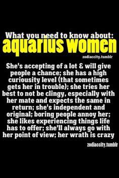 Aquarius Personality Quotes. QuotesGram