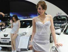 Bellezas orientales, las chicas del Salón de Tailandia II. ¿Quién dijo que segundas partes nunca fueron buenas?  http://www.queautocompro.com/las-chicas-del-auto-show-tailandia-pt-2