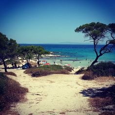 """See 271 photos from 1805 visitors about sithonia, crystal, and sunbathing. """"Best beach in sithonia. Life Is An Adventure, Beautiful Beaches, Places To See, Paradise, Amazing, Water, Summer, Travel, Outdoor"""