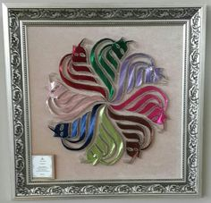 Lace Jewelry, Jewelry Art, Contemporary Art Forms, String Art Patterns, Creation Deco, Embroidery Thread, Art World, Handicraft, Rooster