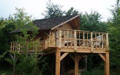 Altijd al willen slapen in een boomhut in Frankrijk? Dat kan! Bij TreeGo vind je originele en avontuurlijk boomhut overnachtingen in Frankrijk